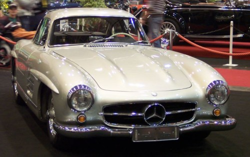 Mercedes 300SL Coupe