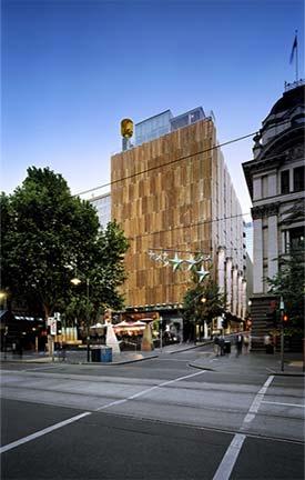 Council House 2 – Edifício Verde