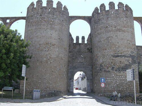 Paisagens – Castelo de Serpa
