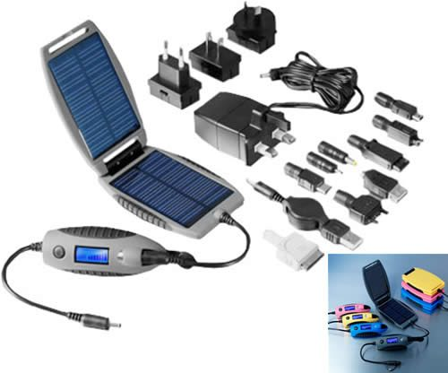 Aplicações com Energia Solar