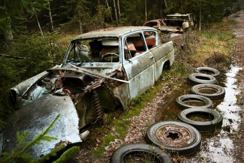 Velhos Carros