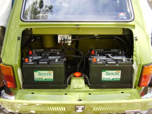 Carros Eléctricos – conversões