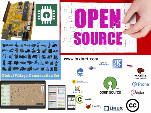 Projetos Open Source