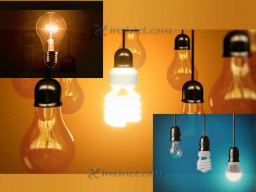 Lâmpadas Elétricas – História e Progressão das Lâmpadas Incandescente ao LED